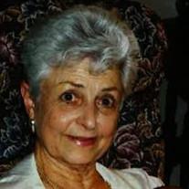 Mrs Patricia Maria Garcia