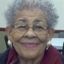 Mrs. Lula Evelyn Monroe