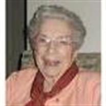 Catherine Ruth Morris
