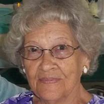 """Gladys """"Libby"""" Wilkins"""