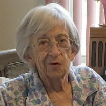 Shirley M. Frank