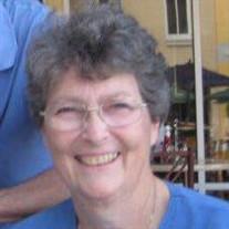 """Judith Ann """"Judy"""" Beaumont"""