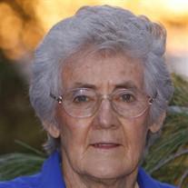 Thelma Lorraine Wentworth