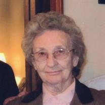 Mrs. Bonnie Evelyn Denton