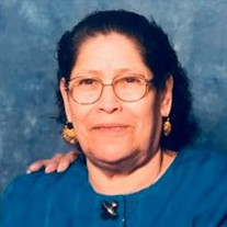 Hilaria Contreras de Ramirez
