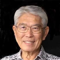 Stanley Yutaka Takayama