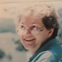 Valerie Joan  Irving