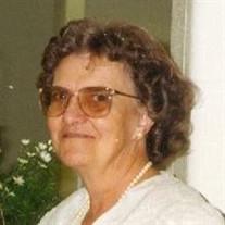 Mary Jane (Burkholder) Amstutz Wenger