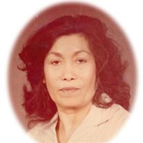 Petronila  Rodriguez