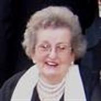 "Marion ""Buzzy"" Irma Seibel"