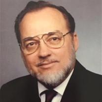 Mr. Ronald Anthony Balius Sr.