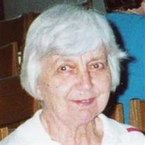 Martha Graham Sheppard Latta