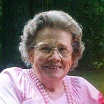 Margaret Eleanor Evaul