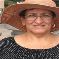 Manuela Rios De Garcia