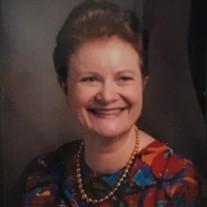Sylvia Lea Waddell McSwain