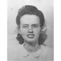 Gertrude W. Martin