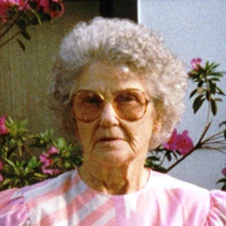 Dovie Marie Taylor Thurman