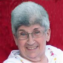 "Patricia ""Pat"" Anne Ward"