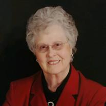 "Roberta ""Jean"" Edwards"