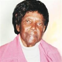 Mrs. Eliza Holt