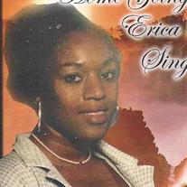 Ms. Erica Renee Singleton