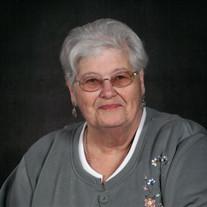 Betty Sue Burney of Selmer, TN