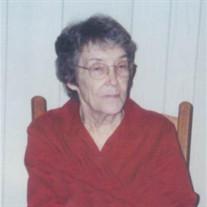 Annie Lou Massengale