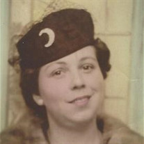Mabel J. Hall