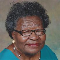 Mrs. Lecey Mae Hall