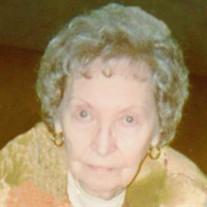 "Virginia ""Ginny"" Doris Evans"