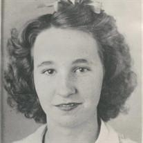 Bernice Byerlee (Mansfield)