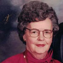 Alberta Faye Hanlon