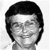 Betty Lou McDowell Gutteridge