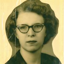 Sylvia Ann Cook