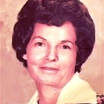 Marjorie Crain Lawrence