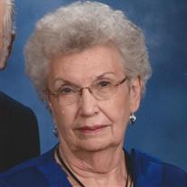 Wilma Jean Barnett Patterson