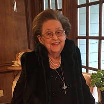 Mary Barden Attwell Worrell