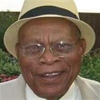 Clifford Ivory Alexander Sr.