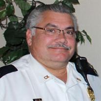 Lieutenant Keith John Pepiton