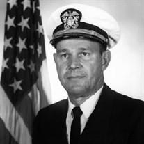CDR James A. Mace, USN (Ret)