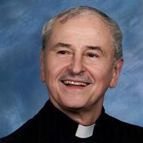 Rev Father John Juhas