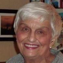Mrs. Joan Annette Hays Bullock