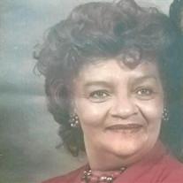 Mrs. Florell Miller Patterson