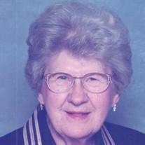Martha Lydia Janzow Rupprecht