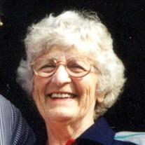 Mrs. Louise Gerber Spaulding