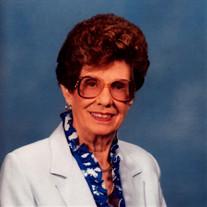 Edna Mae Spann