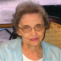 Mary  Parr Seybert