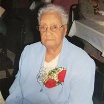 Mrs. Charolette B. Thomas