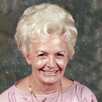 Elda Cluff Meadows