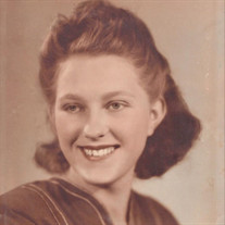 Elizabeth (Betty) May Saunders